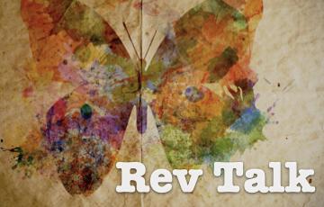 Rev Talk Logo